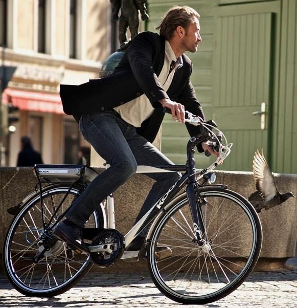 Boulot et vélo électrique font bon ménage
