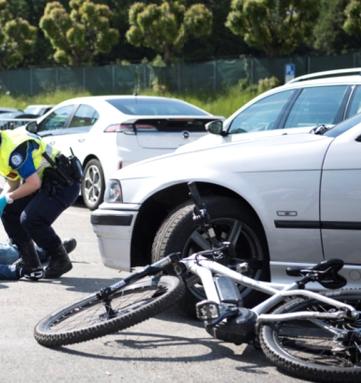 Vélo électrique : gare aux accidents